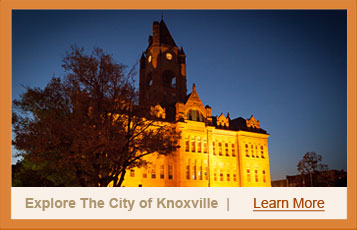 Explore the City of Knoxville - Learn More